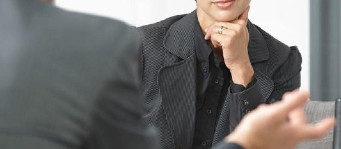 behavioral job interview
