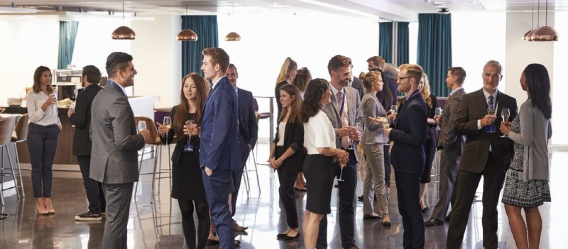 business people professional networking