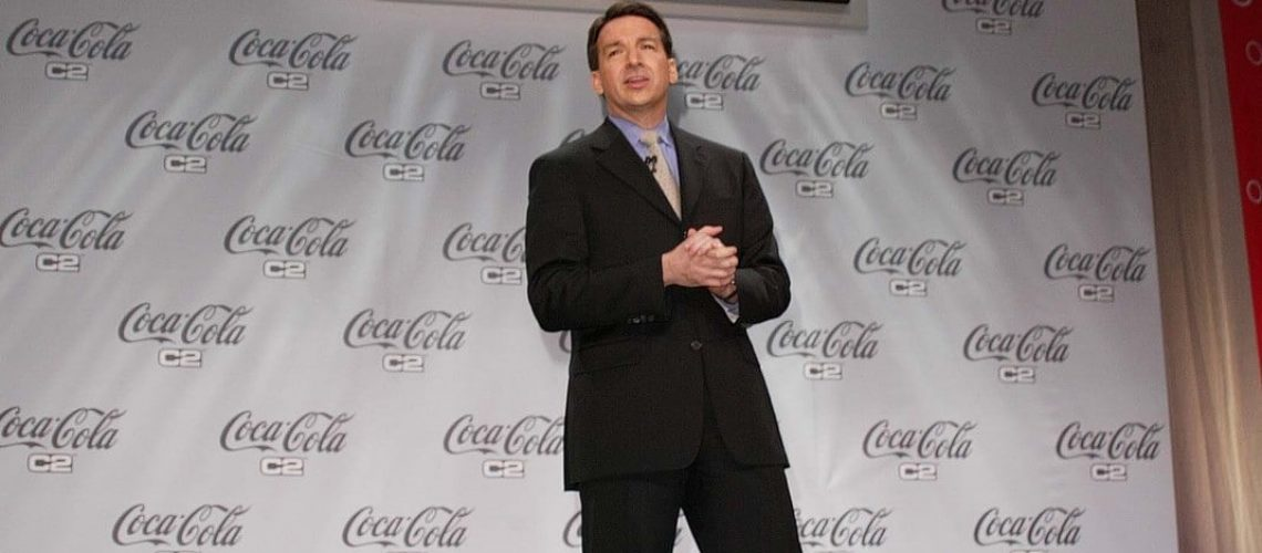 Javier Benito, Coca Cola Chief Marketing Officer for North America